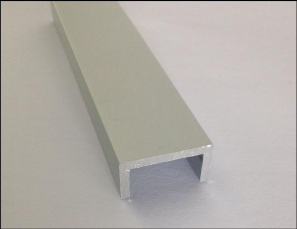 Metallfilter shop edelstahl profil im u format - Profile aluminium u ...